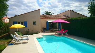 Photo for Bed and Breakfast (B§B) The Blue Shutters near Perpignan for 2 to 4 people