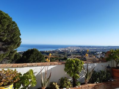 Photo for Comfortable apartment with wonderful views, between 3 cities, surrounded by nature