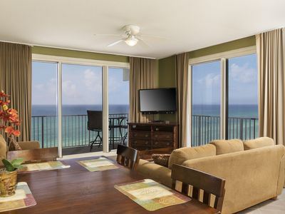 Photo for Wrap Around Balcony End Unit, 829, w 2 parking spots** Spectacular Views!!