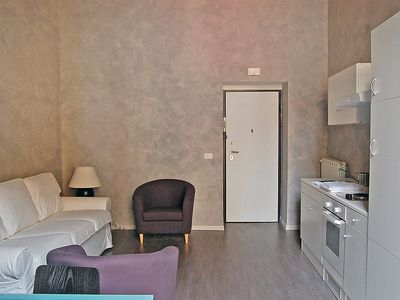 Photo for Apartment in the center of Rome with Internet, Washing machine, Air conditioning (119033)