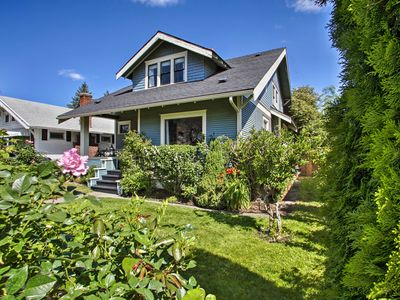 Photo for NEW! Updated Spokane Victorian Home w/ Porch+Patio