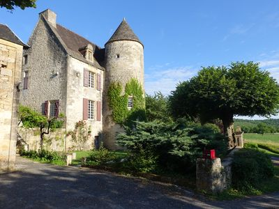 Photo for 16th Century Manor House with Pool