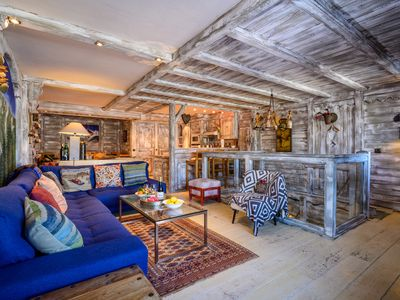 Photo for Stunning Luxury Ski-in/Ski-out Apartment in Courchevel 1850