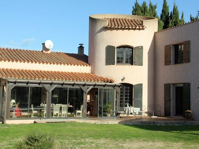 Photo for 4BR Villa Vacation Rental in Saint-Cyprien, Occitanie