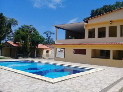 Photo for SITE FOR 15 PEOPLE - RIO TERESÓPOLIS - WITH SWIMMING POOL AND CHURRASQUEIRA