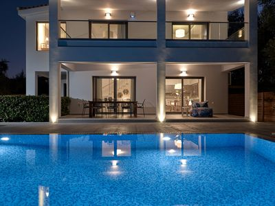 Photo for 'Wondeful Villa Anastasia Zakynthos, 3 BEDROOMS, 3 BATHROOMS, Private swimming pool !
