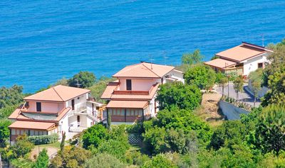 Photo for House surrounded by nature, between the sea, the sun and the earth in Capo d'Orlando