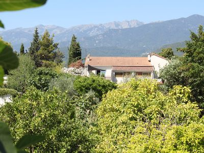 Photo for Gîte A Malba T6 with orchard 10 kms from the sea