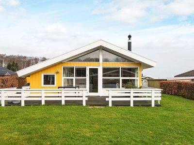 Photo for Vacation home Binderup Strand in Bjert - 6 persons, 3 bedrooms