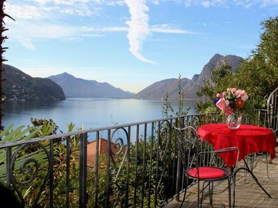 Photo for Holiday apartment Castagnola for 2 persons with 1 bedroom - Holiday apartment in a two family house