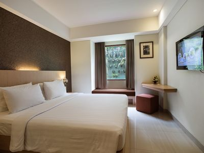 Photo for Superior room with breakfast in Seminyak