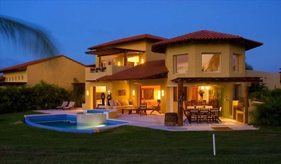 Photo for The Most Beauiful House in Punta Mita, 4 Bdr; Near to Four Season, Golf, Beach,