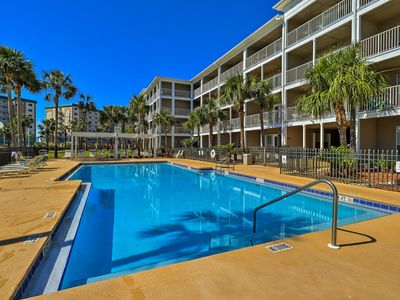 Photo for Pensacola Condo w/ Heated Pool - Walk to Beach!
