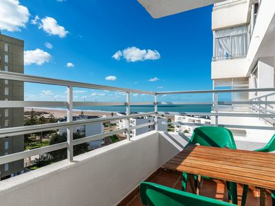 Photo for With sea view - Apartment Valdelagrana Puerto de Santa María