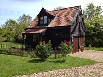 Photo for Cottage Beside Mellis Common, Near Eye, Suffolk