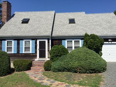 Photo for Newly Updated 4BR on Simmons Pond w/Private Dock & Porch – Walk to Downtown