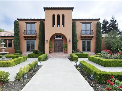 7br Estate Vacation Rental In Napa California 85363 Agreatertown