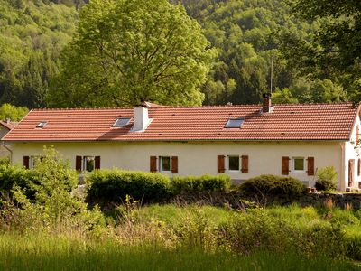 Photo for Farm on the banks of the Moselotte with a recreation lake just 5 minutes away.