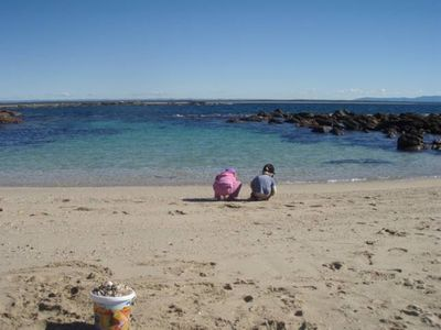 Photo for Rockpool Retreat - very well positioned at Currarong. So close to Bosum Beach.