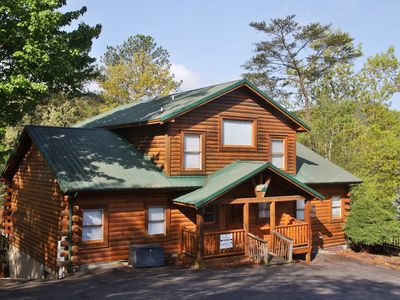 """Photo for Look no farther than """"Big Pine Lodge"""" for your luxurious vacation rental."""