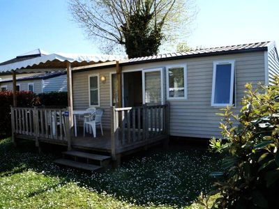 Photo for Camping Flower L'Ile d'Offard ***** - Mobil Home Comfort 3 Rooms 4 People