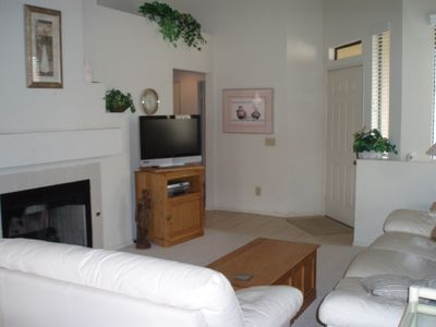 Photo for Palm Desert 2 bedroom 2 bathroom with large patio