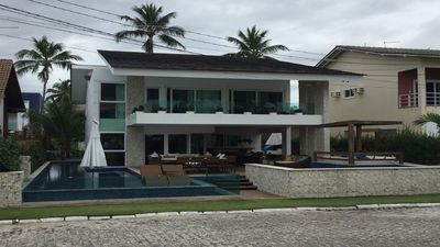 Photo for 5 Bedroom House Muro Alto Porto de Galinhas - 5 suites