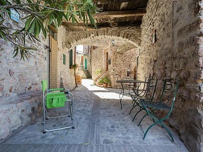 Photo for Apartment Marianna in Spoleto - 4 persons, 1 bedrooms