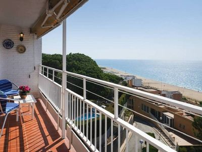 Photo for P2. BRUC, IMPRESIONANTES VISTAS AL MAR, CANET - Apartment for 4 people in Canet de Mar