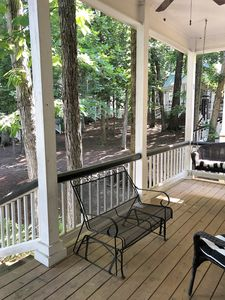 Photo for Beautiful Browning Creek neighborhood home nestled in the woods. (The Retreats)