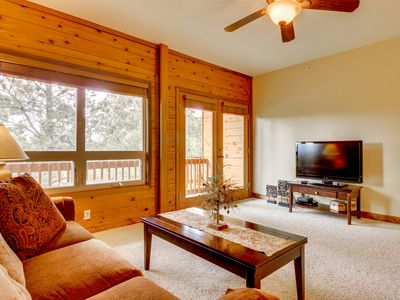 Photo for NEW LISTING! Dog-friendly condo w/ shared hot tub - near town and hot springs