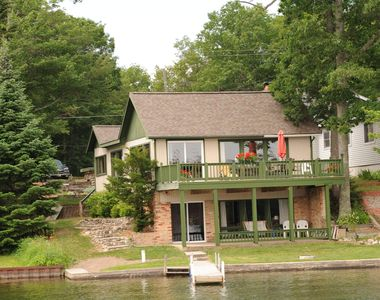 Dreamed of owning a lake front home?  For one week your dreams can come true!