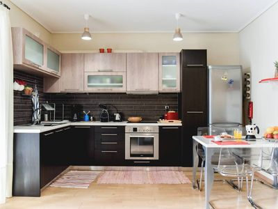 Photo for Two bedroom apartment in Kesariani