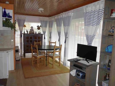 Photo for Koksijde : Apartment 1 bedroom 4 pers quiet sea-dunes