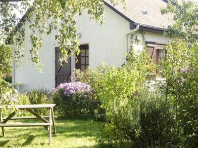 Photo for Semi-detached house, Berville-sur-Mer  in Eure - 4 persons, 1 bedroom