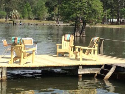 Photo for Relax at the Lakehouse with a Dock