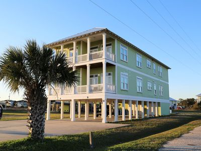 Photo for NEW LISTING! The Boardwalk Beach Hangout B / Gulf Oriented Convenient Location WALK to the HANGOUT /
