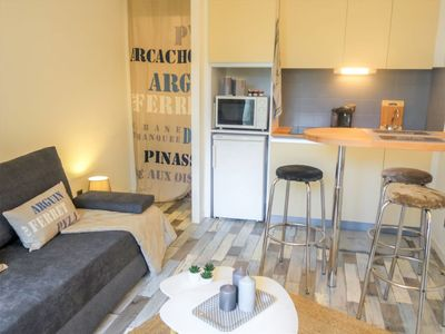 Photo for Apartment Le Comodore in Arcachon - 4 persons, 1 bedrooms