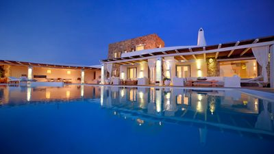 Photo for Luxury Villa In Agios Lazaros Mykonos by All Greek Villas