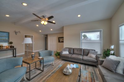Brand new cozy comfort - private and spacious