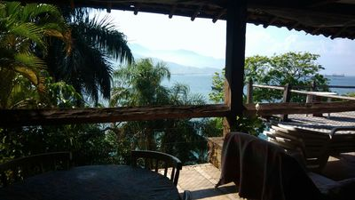 Photo for Rustic house on the coast of Ilhabela