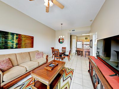 Photo for Phoenix VII 2BR, Steps to Pool & Beach - By TurnKey