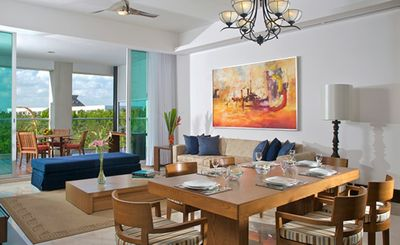 Photo for Vidanta Grand Luxxe 1 BR 1.5 BA Suite With Kitchen Sleeps 6 Cancun Riviera May