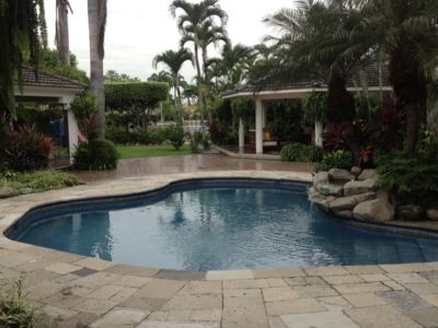 Photo for Suite, Tropical Garden, Lake and Pool