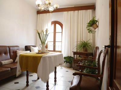 Photo for House Las Nieves II. Quiet Apartment, Central and Luminous with Terrace