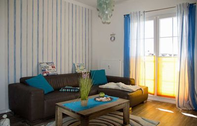 Photo for Apartment Paradies - Top location 10 min to the Baltic Sea - Apartment paradise Top location -central