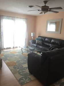 Photo for Newly Renovated - Well Maintained 1BR/1BA Condo Just Steps From The Beach!