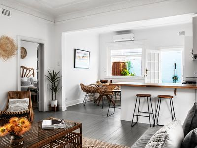 Photo for BEACH COTTAGE IN BONDI