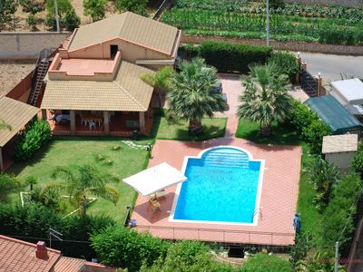 Photo for Cocus Villa (Villa with private pool)
