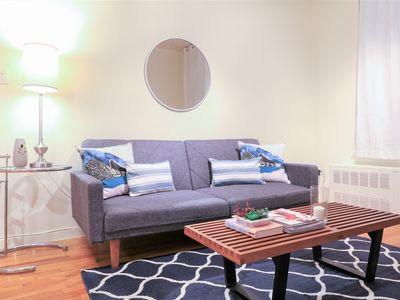 Photo for Home in NYC 1 Bedroom Apartment Midtown Retreat